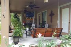 Cotton Back Porch